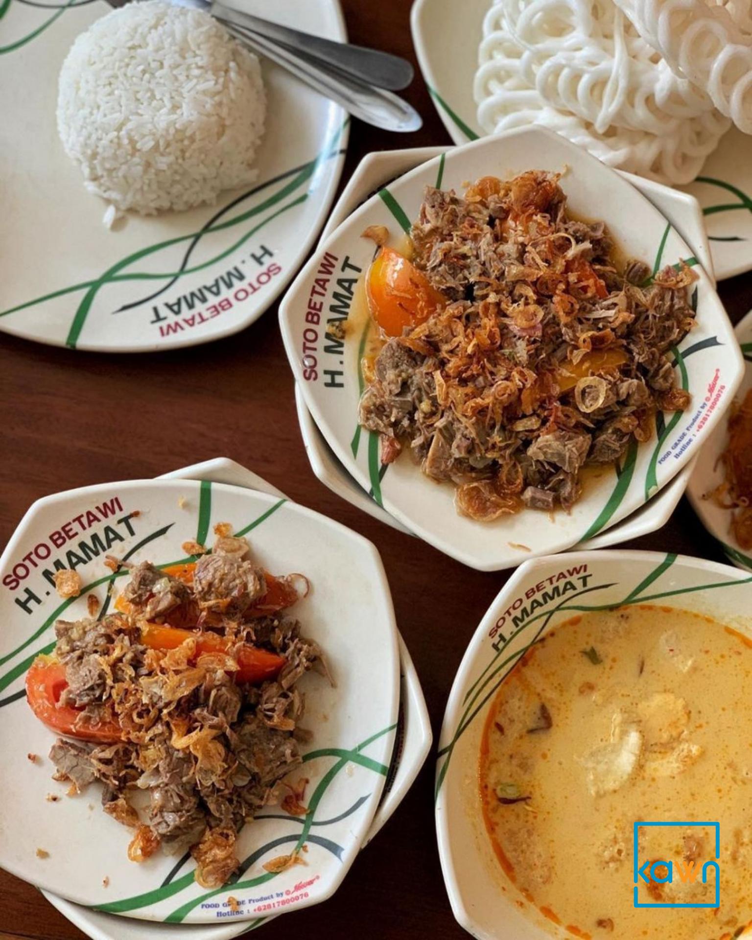 Soto Betawi Paling Enak Di Jakarta Pecinta Kuliner Wajib Coba Nih Aplikasi Kasir Online Kawn Pos
